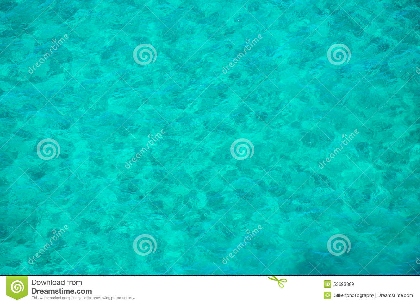 Akvamarinhavsbakgrund