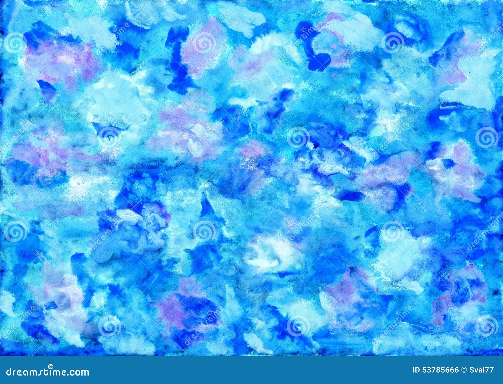 Akwarela abstrakcyjna tło