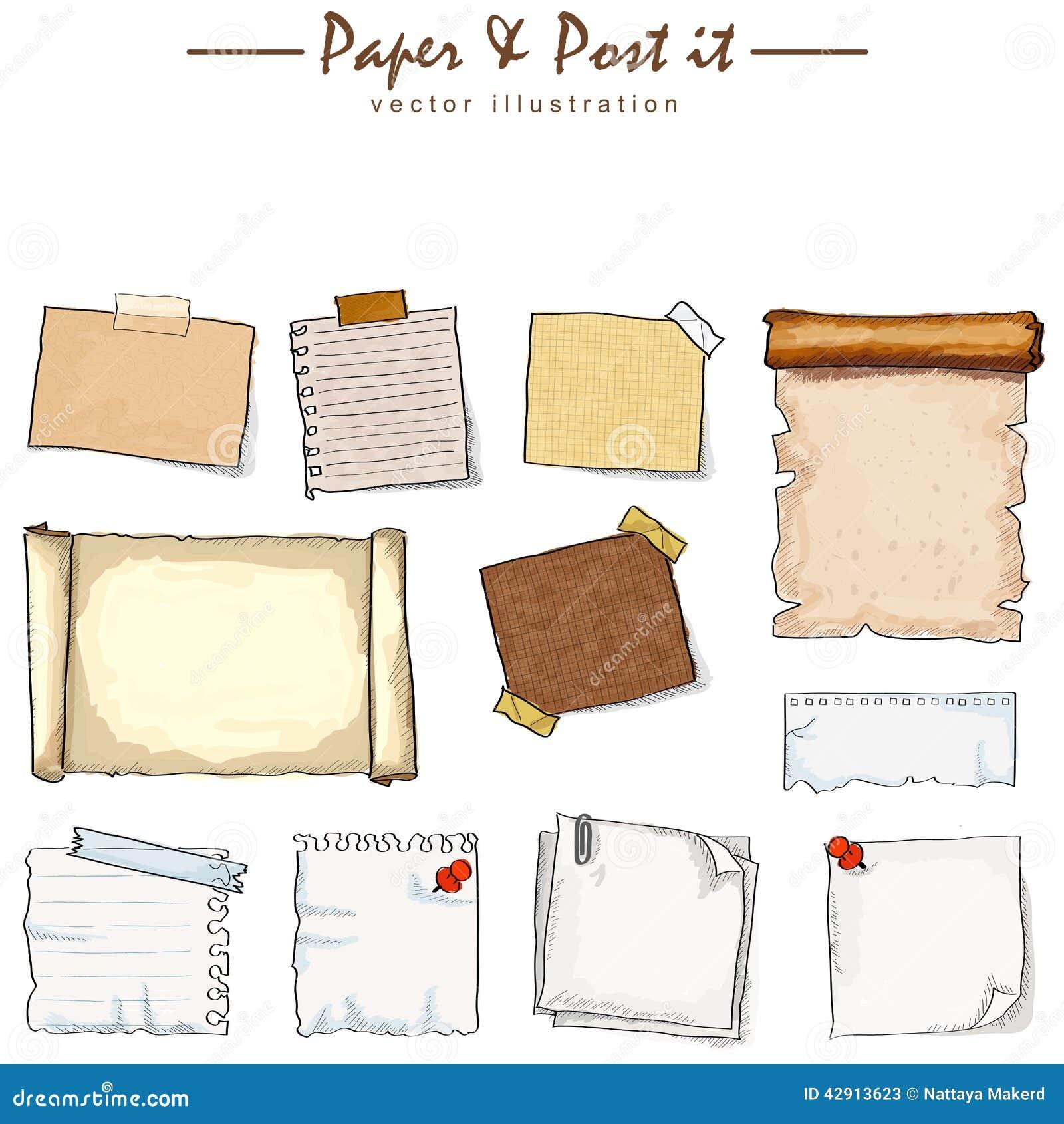 Akwarela papierowa kolekcja