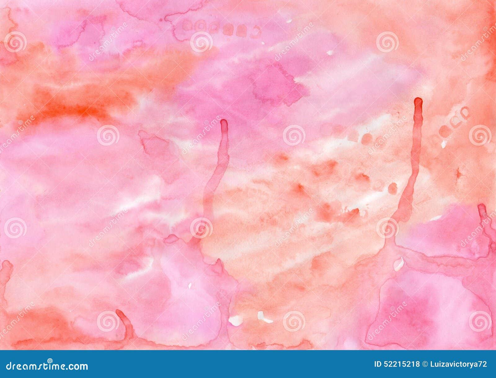 Akwareli rękodzieła obmycie maluje kolorową teksturę dla odróżnia się