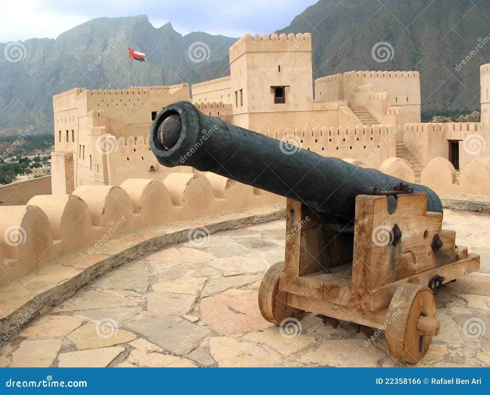 Al堡垒hazm阿曼