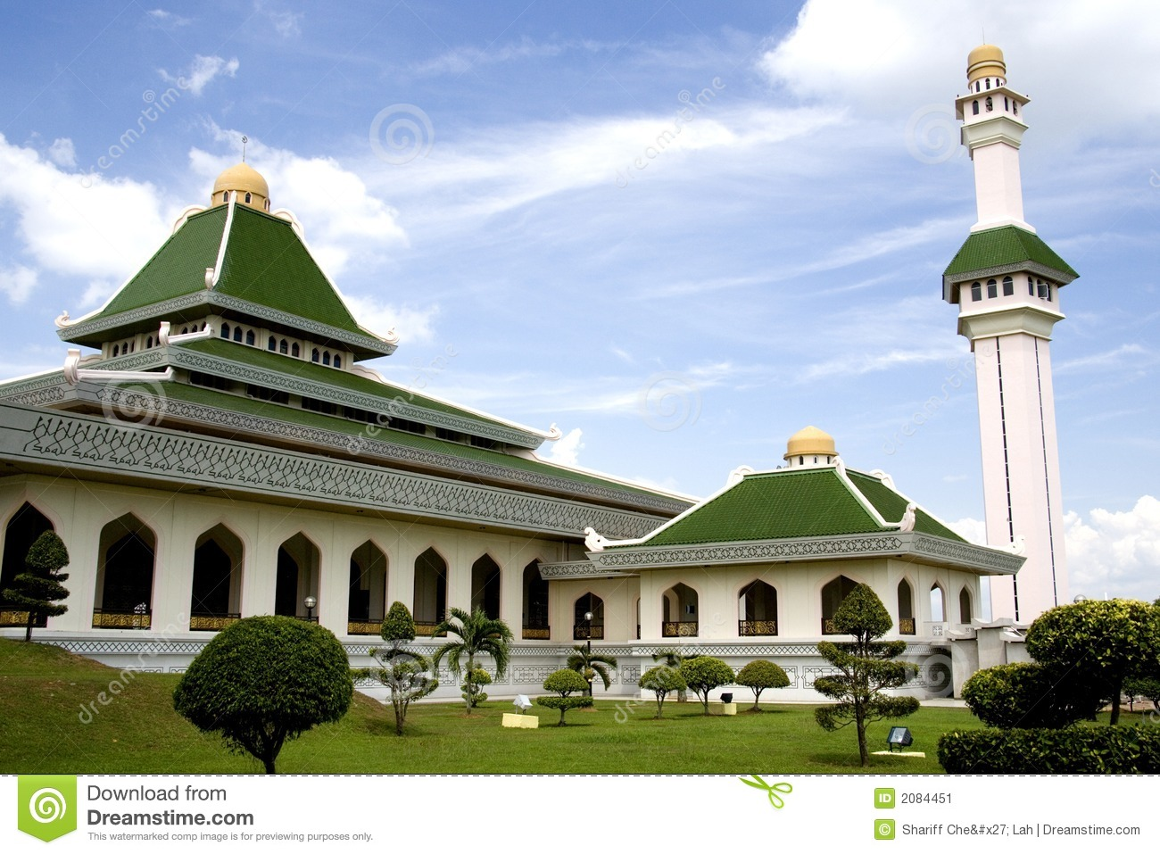 Al Azim Mosque Stock Image Image Of Minster Abbey Monument 2084451