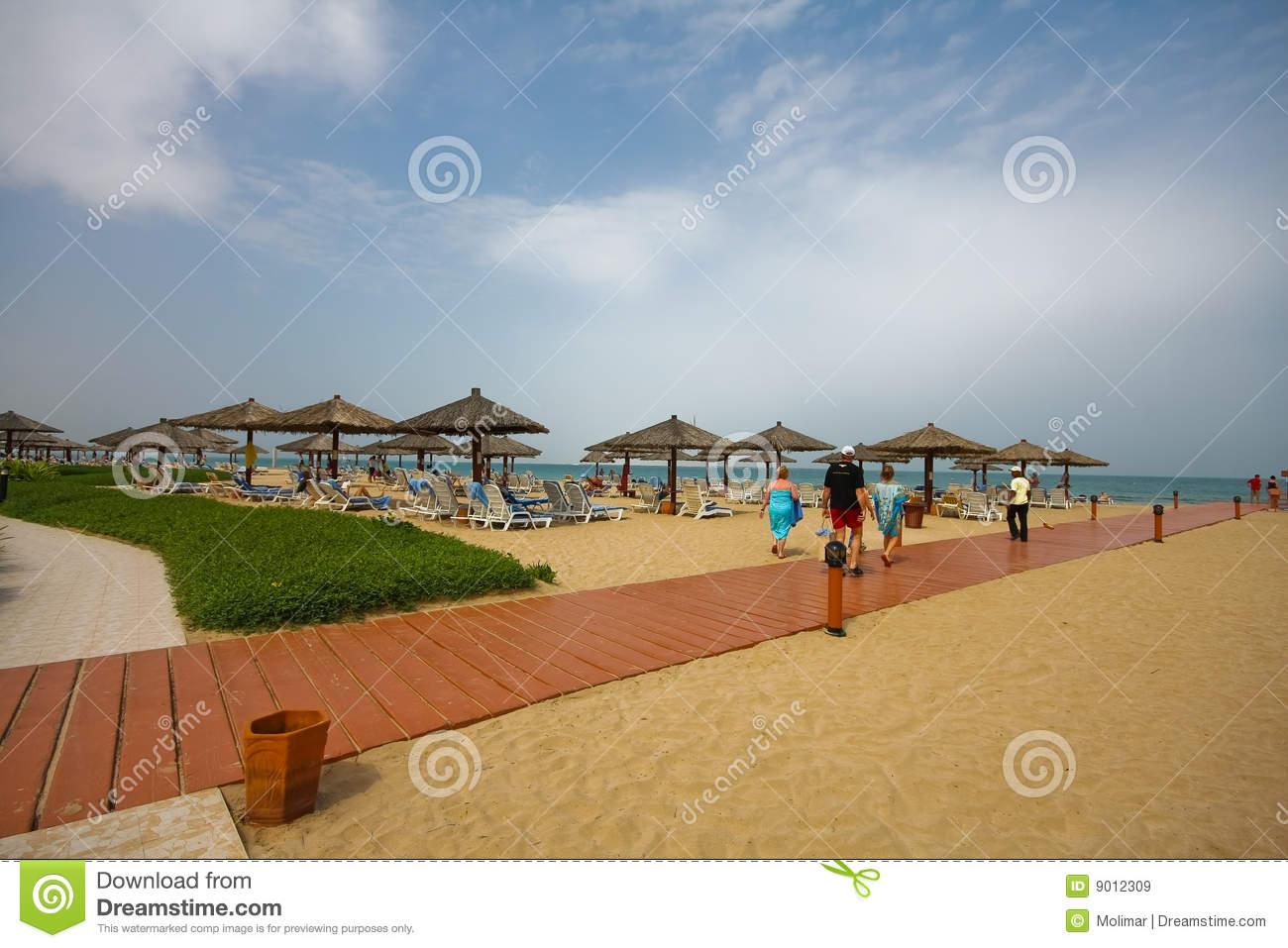 Al Hamra Fort Hotel Beach Resort
