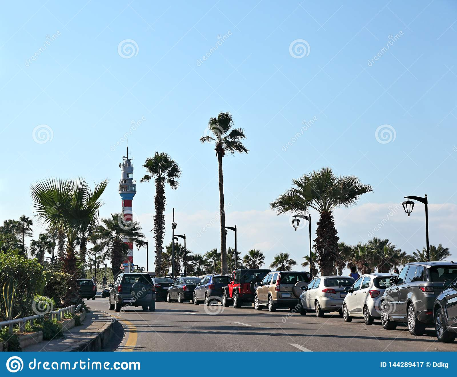 Al Manara, Beyrouth - Liban de Corniche