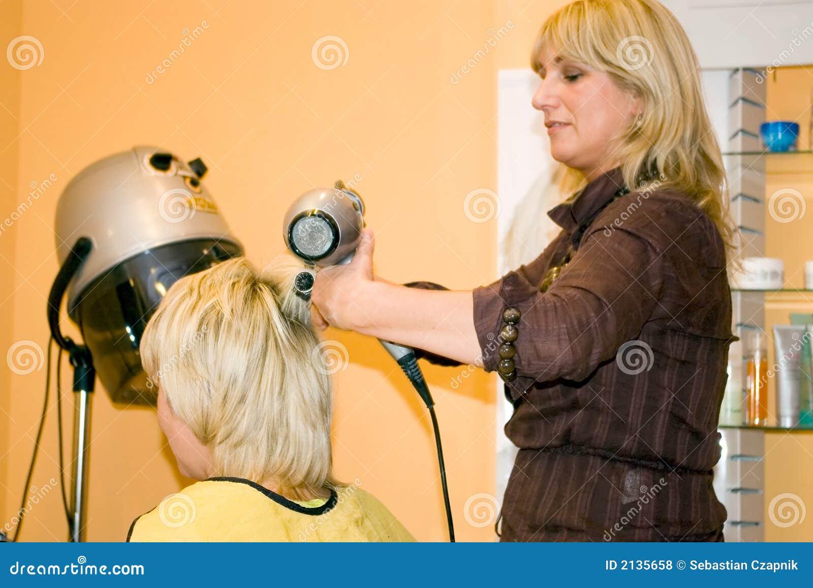 Al parrucchiere