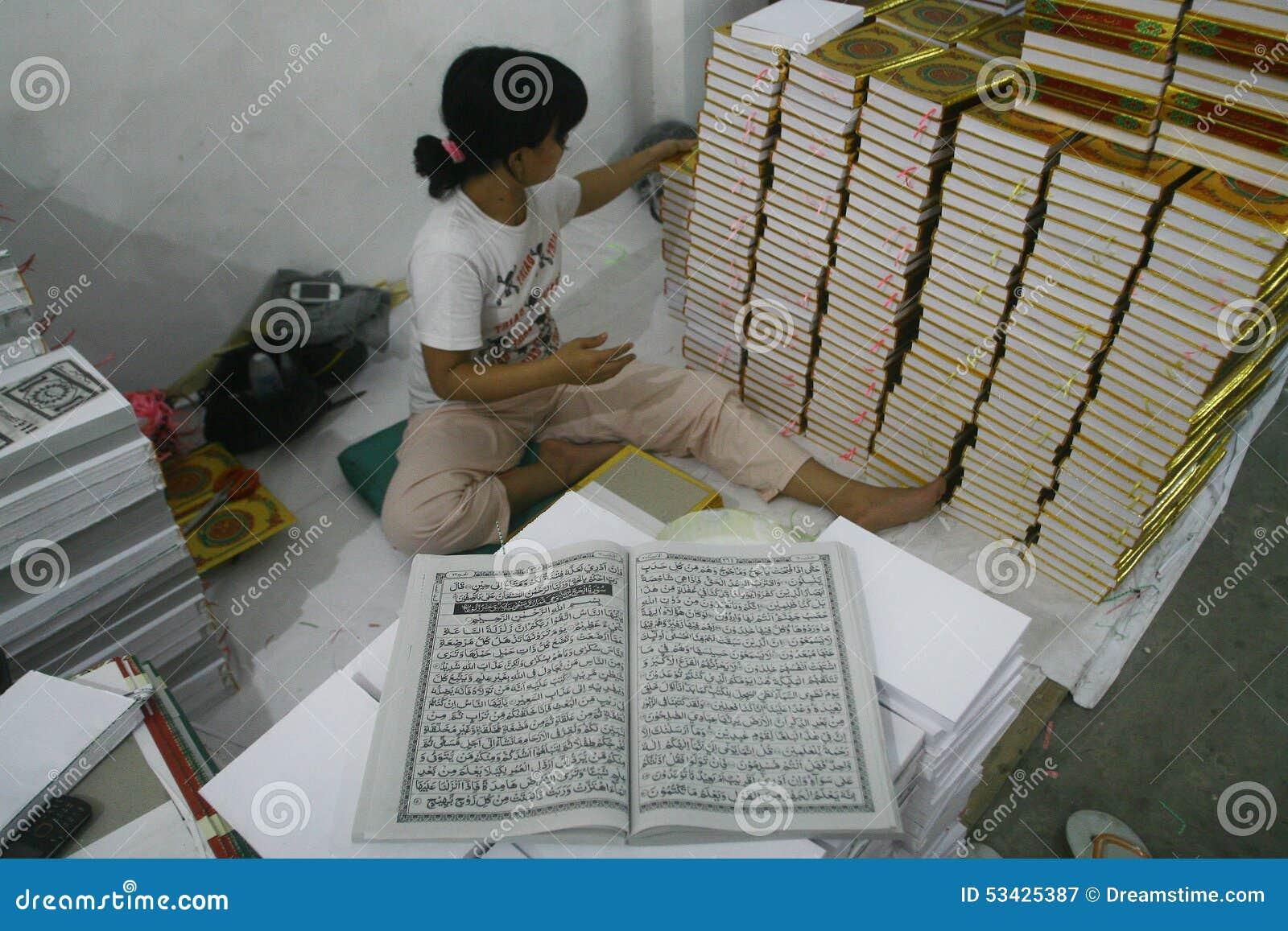 Al Quran Production In Indonesia