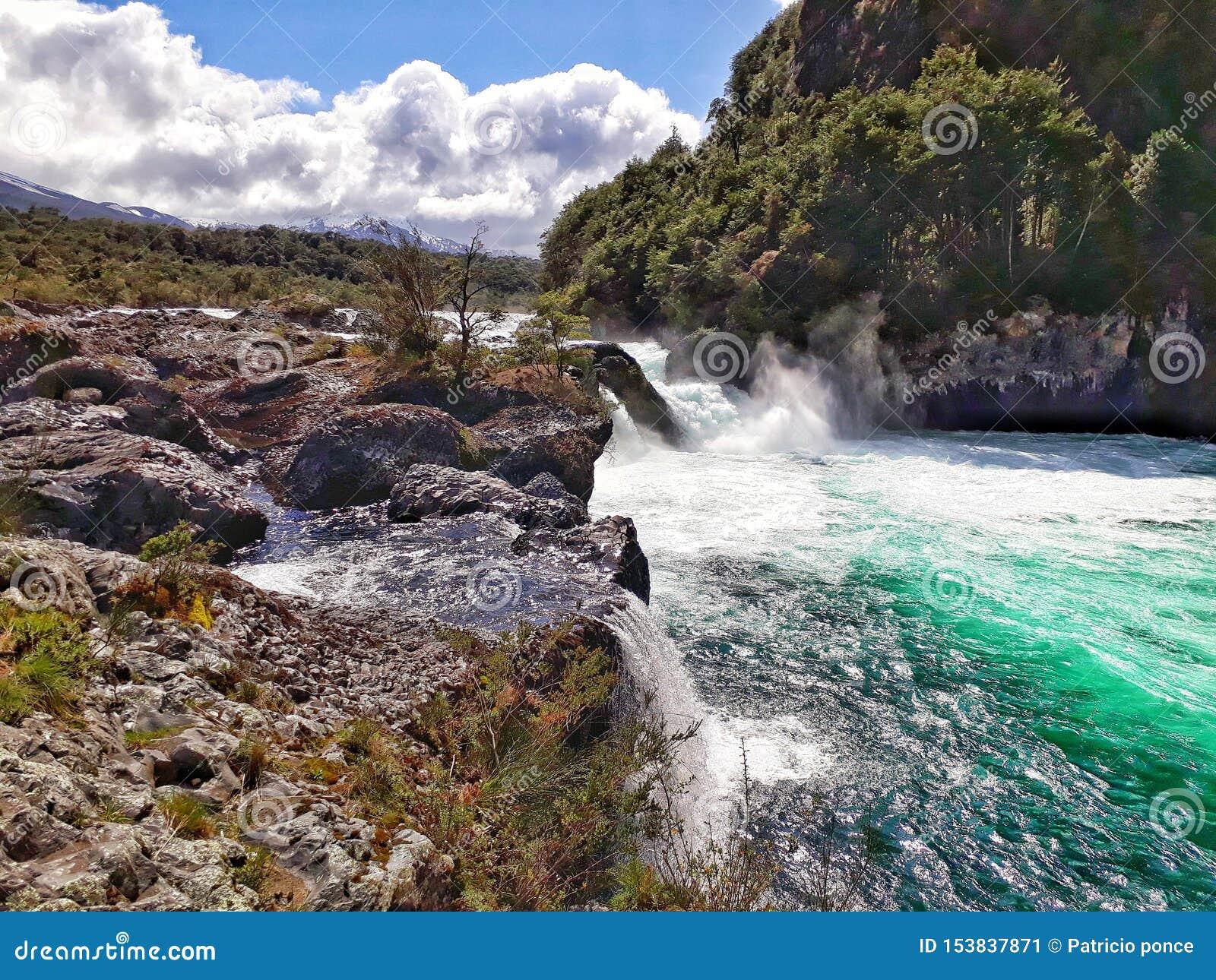 Al sur de Chile