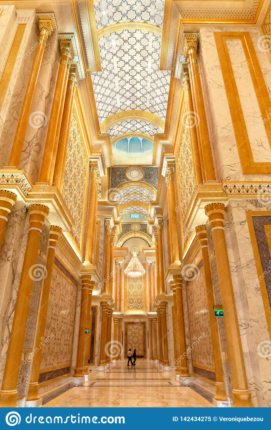 Al Watan Qasr, дворец ОАЭ президентский, Абу-Даби