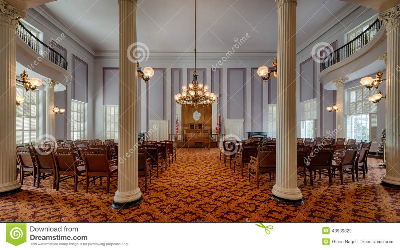 Alabama house chamber editorial stock image image 48939829 for Building a house in alabama