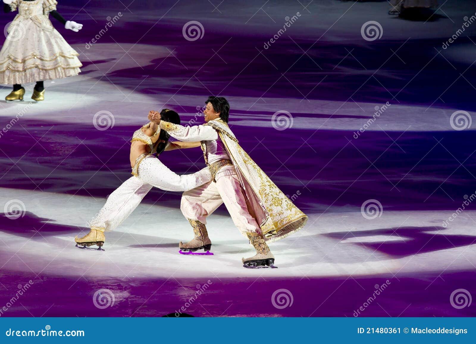 Aladdin Disney lodowy jaśmin