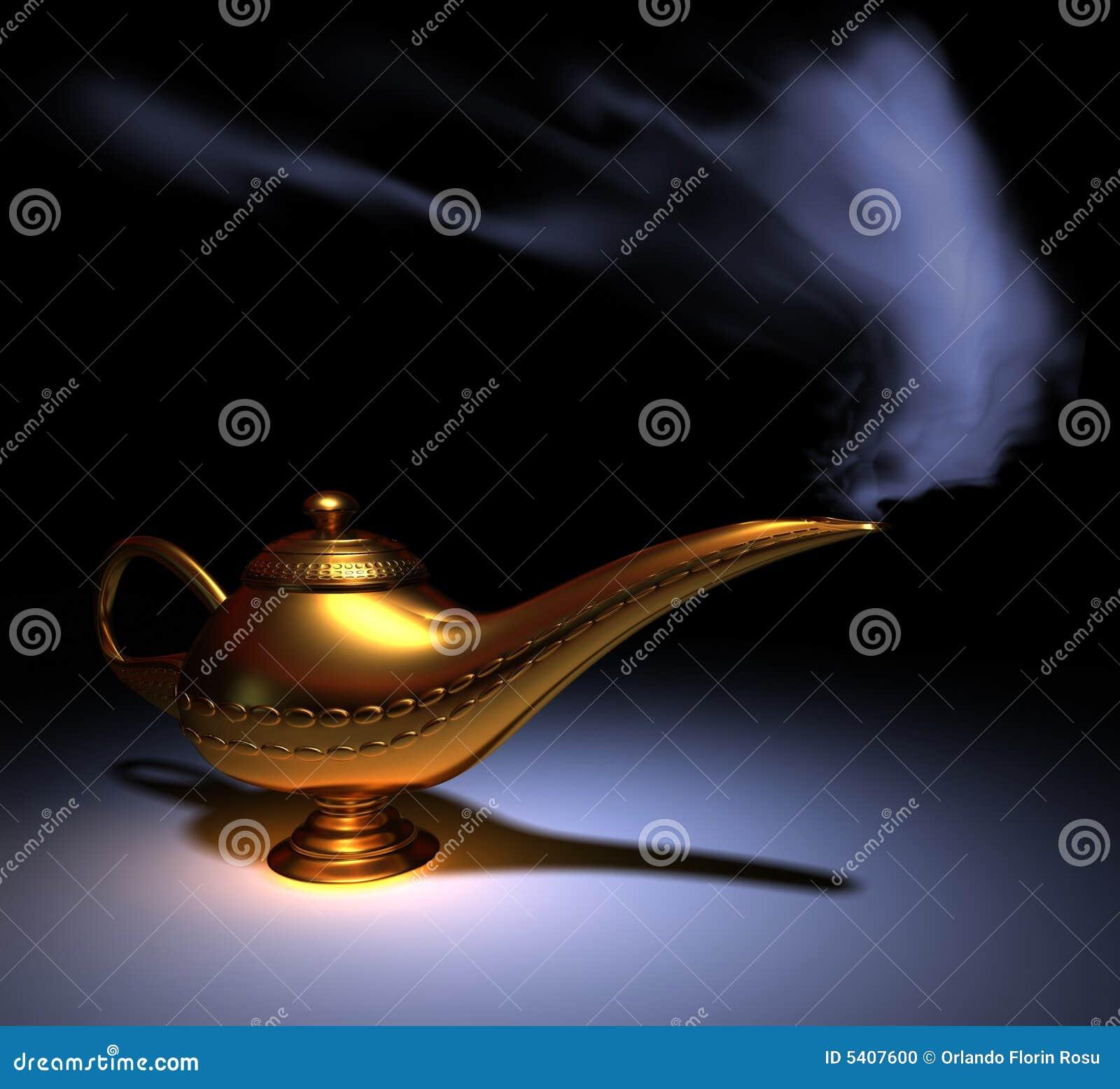 Aladdinlampa