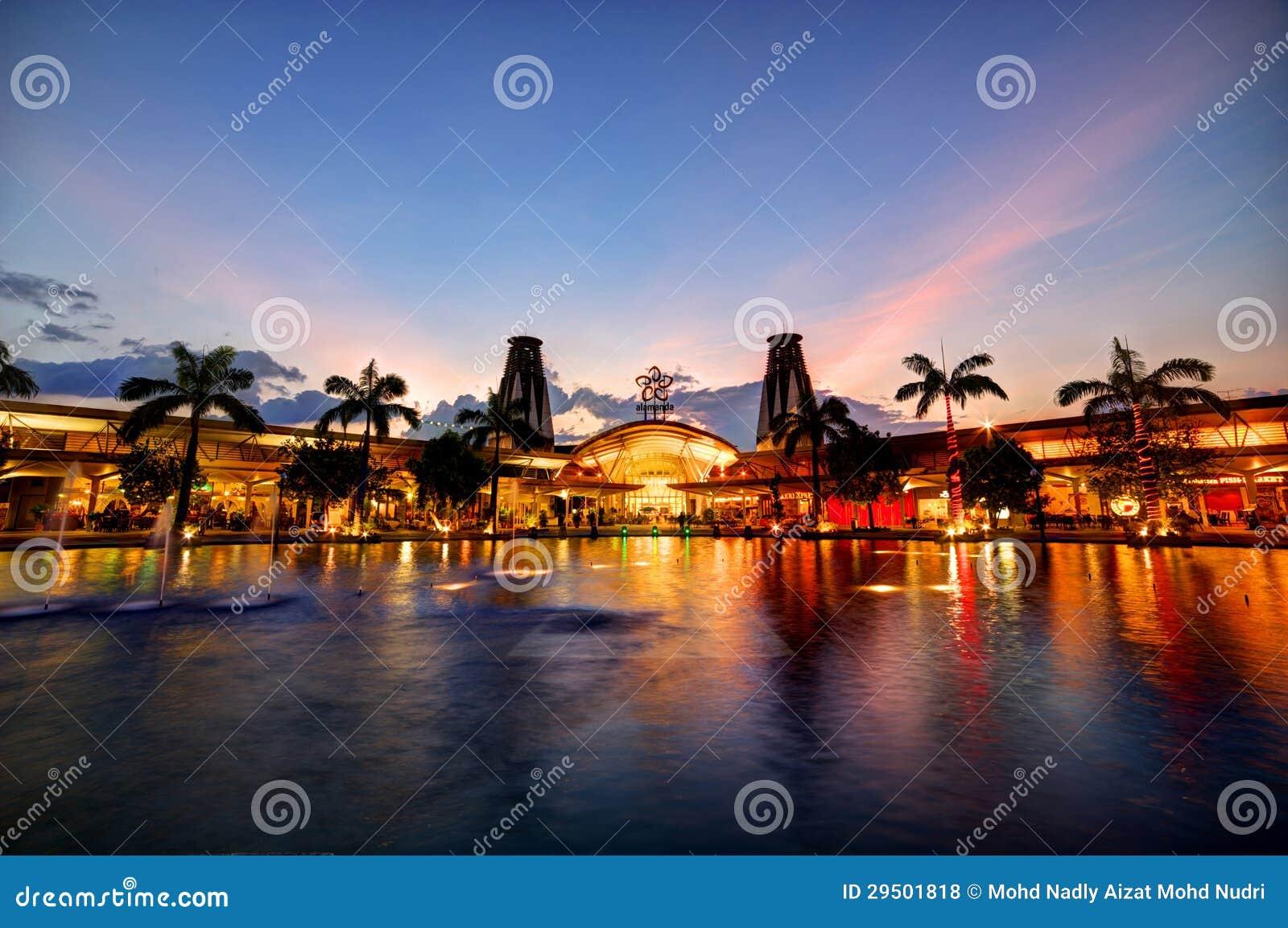 Alamanda, Putrajaya Maleisië