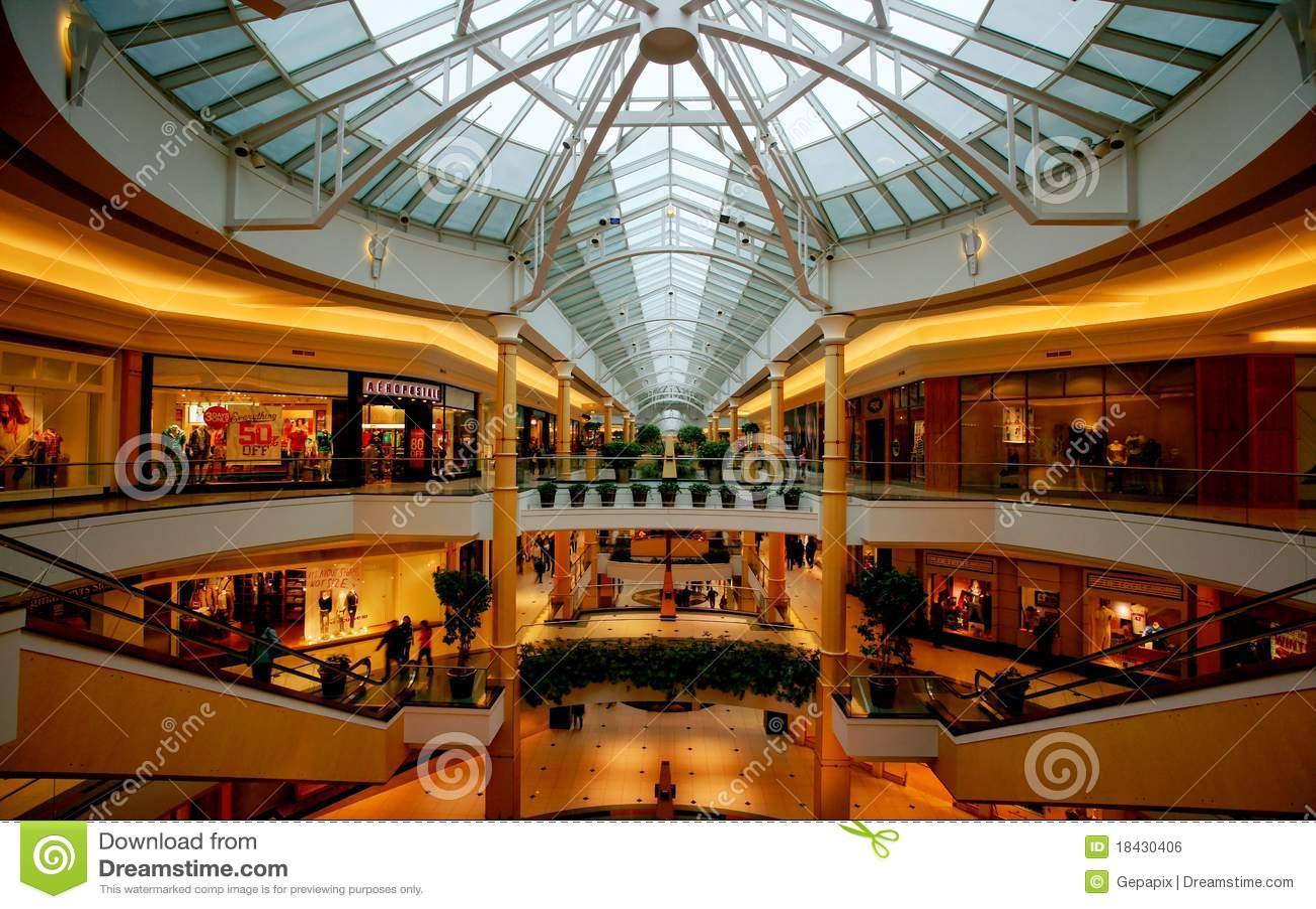 Alameda de compras