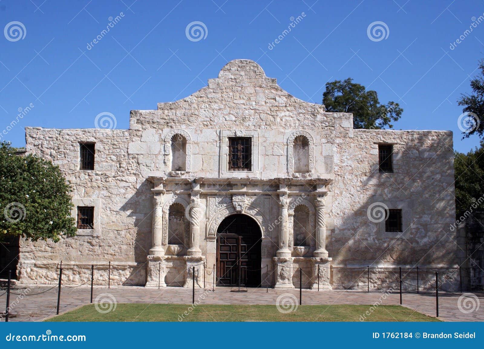 Alamo In San Antonio Stock Images Image 1762184