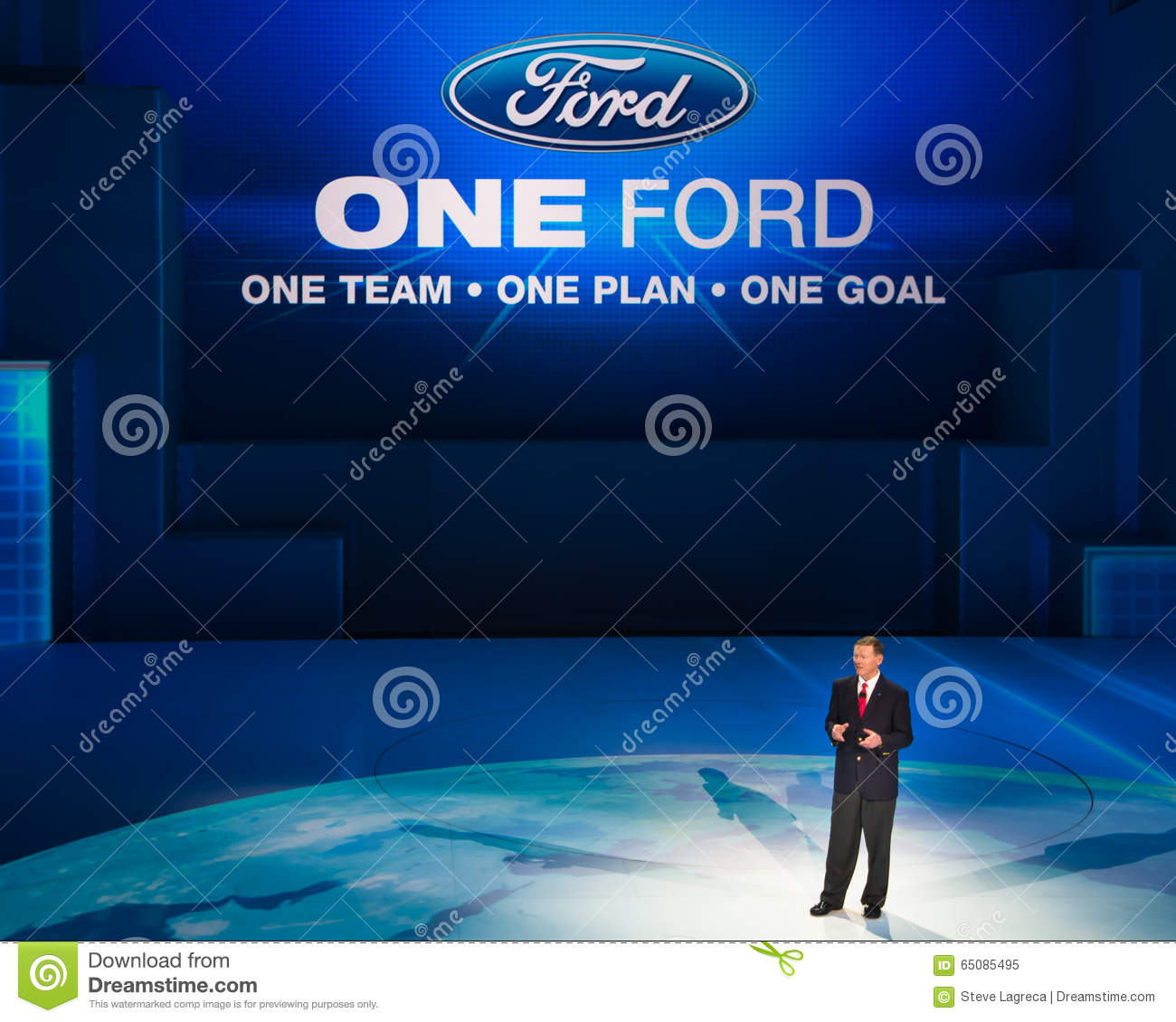 Alan mulally editorial image image 65085495 for Ford motor company credit card
