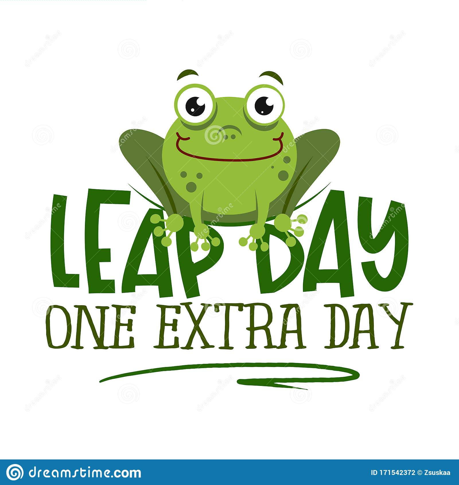 Leap Year 29 February Stock