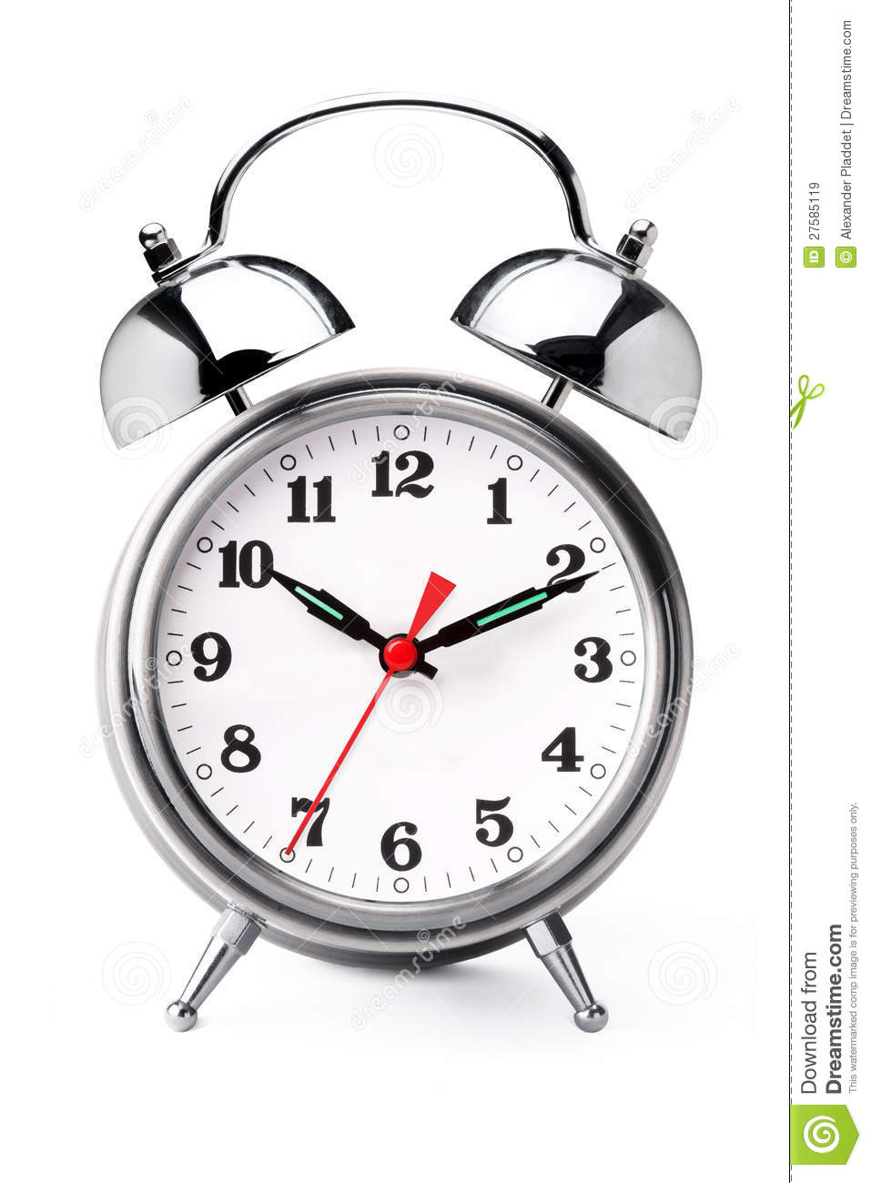 Alarm Clock Royalty Free Stock Images - Image: 27585119 Blank Alarm Clock Clipart