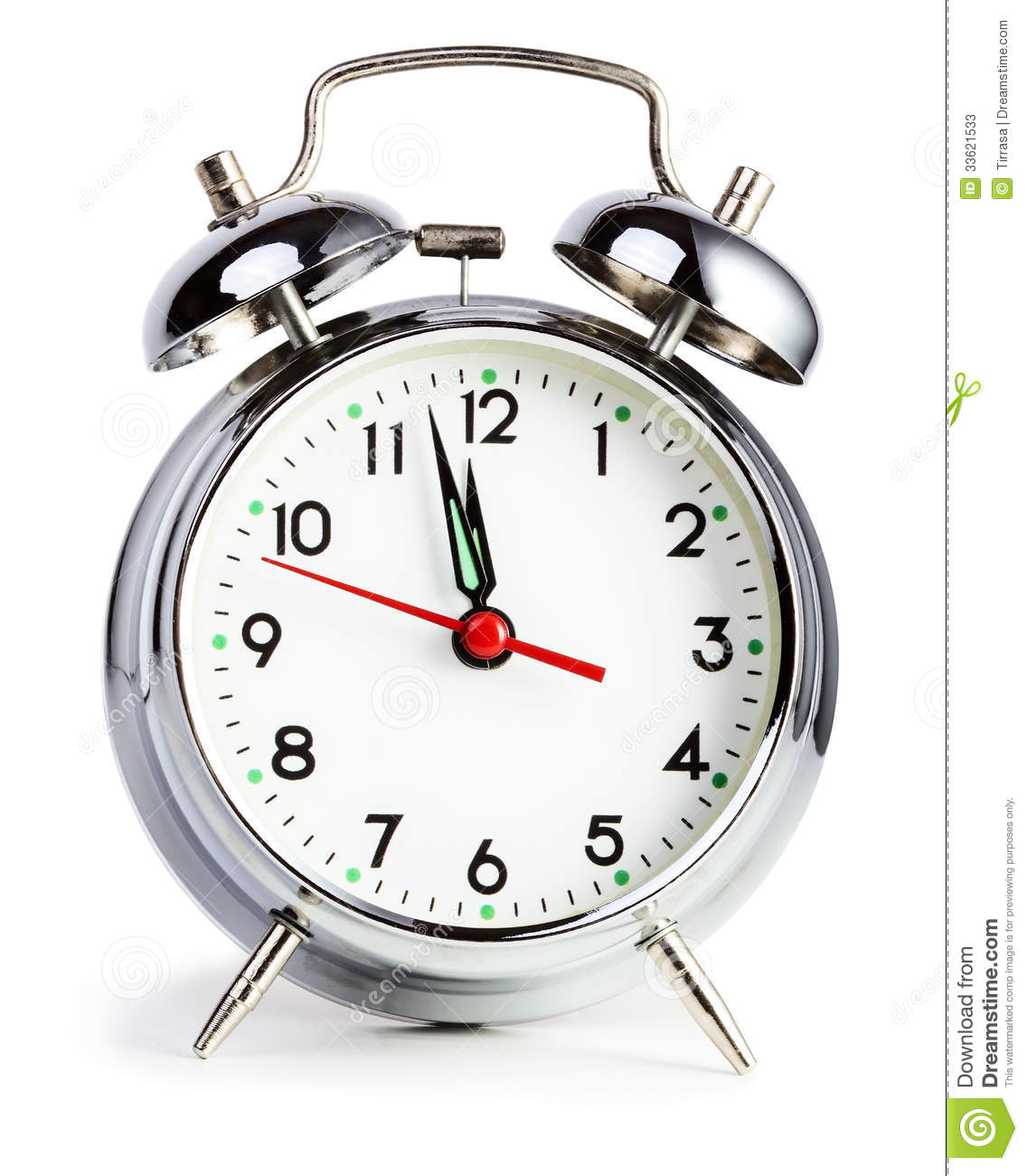 Alarm Clock Stock Photos - Image: 33621533