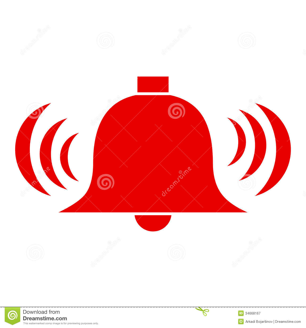 alarme illustration de vecteur illustration du signes bells clip art free belle clip art