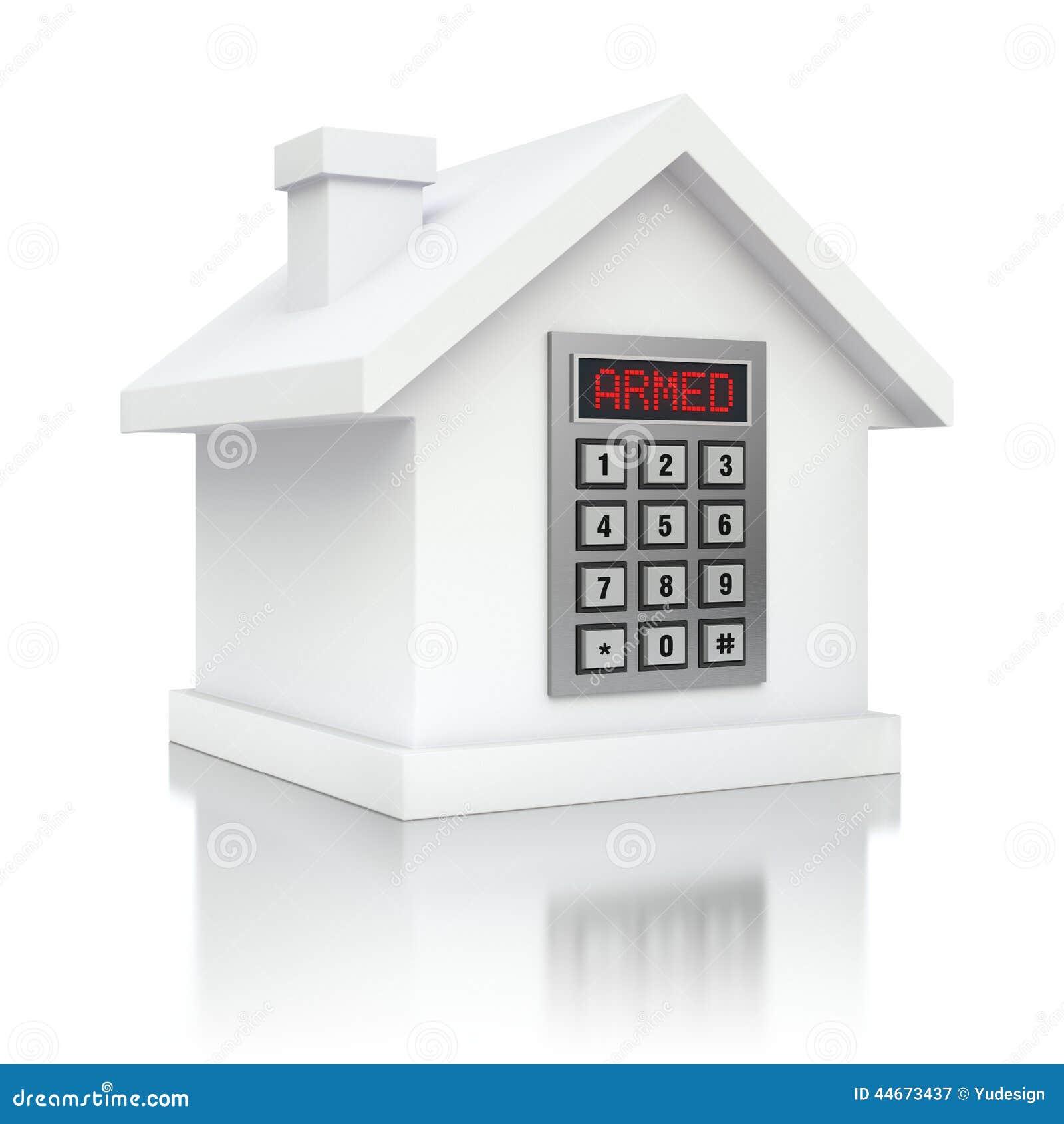 Scurit maison alarme cheap nouveau sans fil filaire gsm for Anti incendie maison