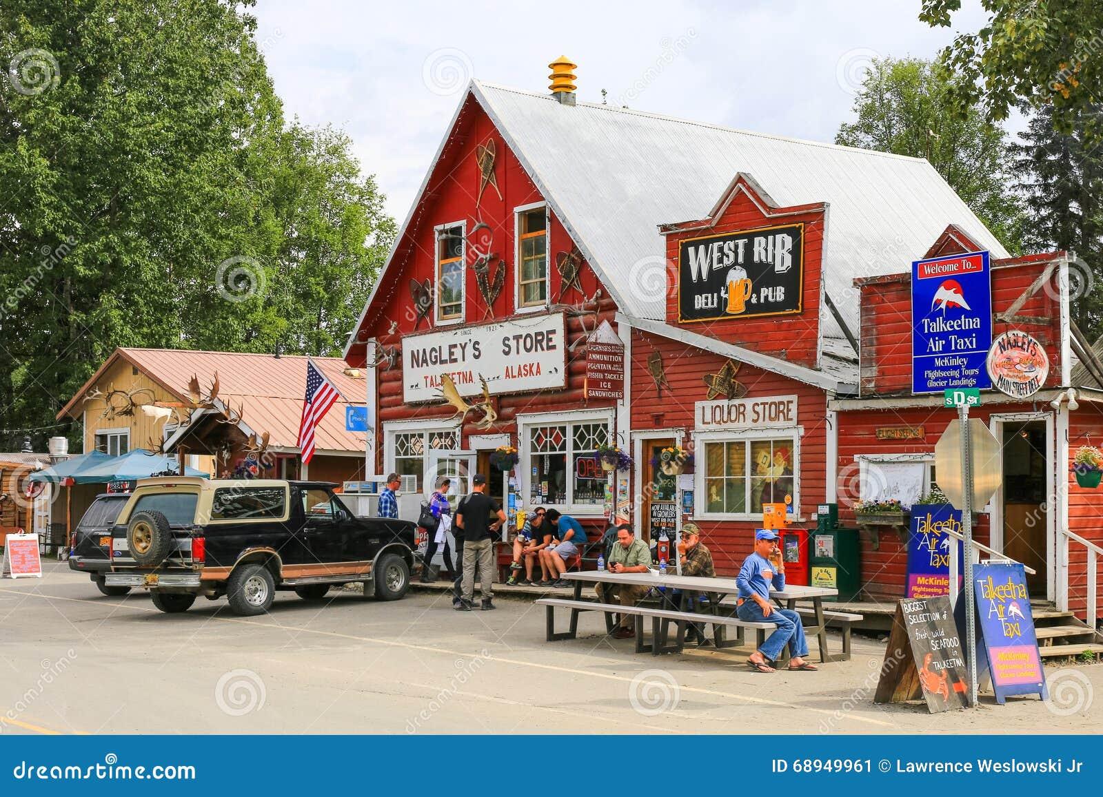Downtown Denali Restaurants
