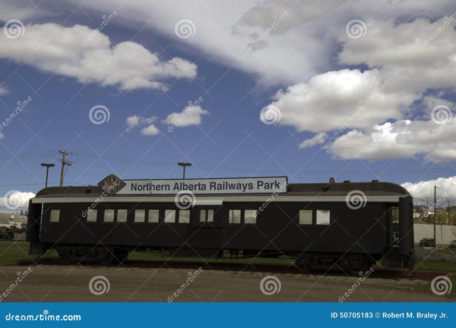 Alaska Highway Train Station