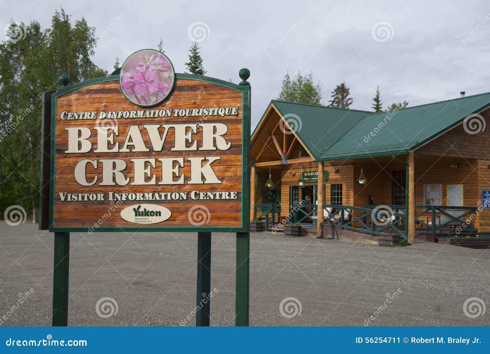 Alaska Highway Yukon Canada