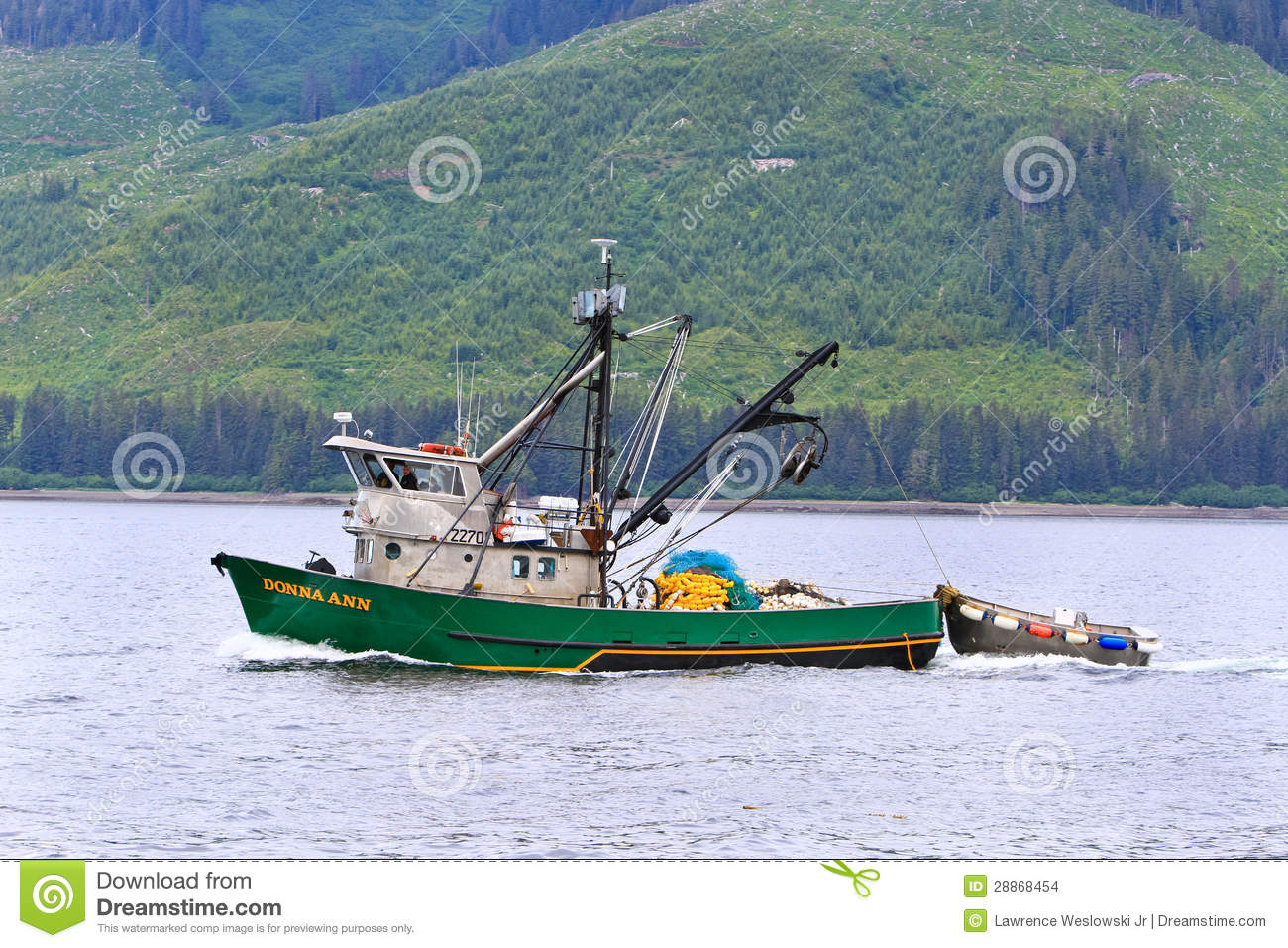 Alaska hoonah fish processing facility editorial image for Alaska fishing boats