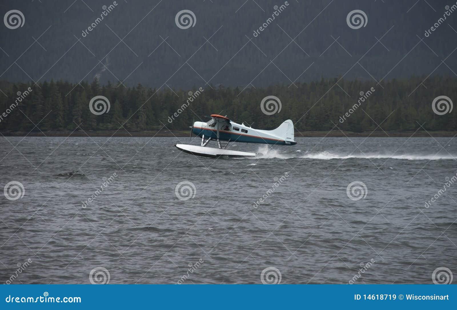 Alaska Krzak pławik z pilota samolotu wp8lywy