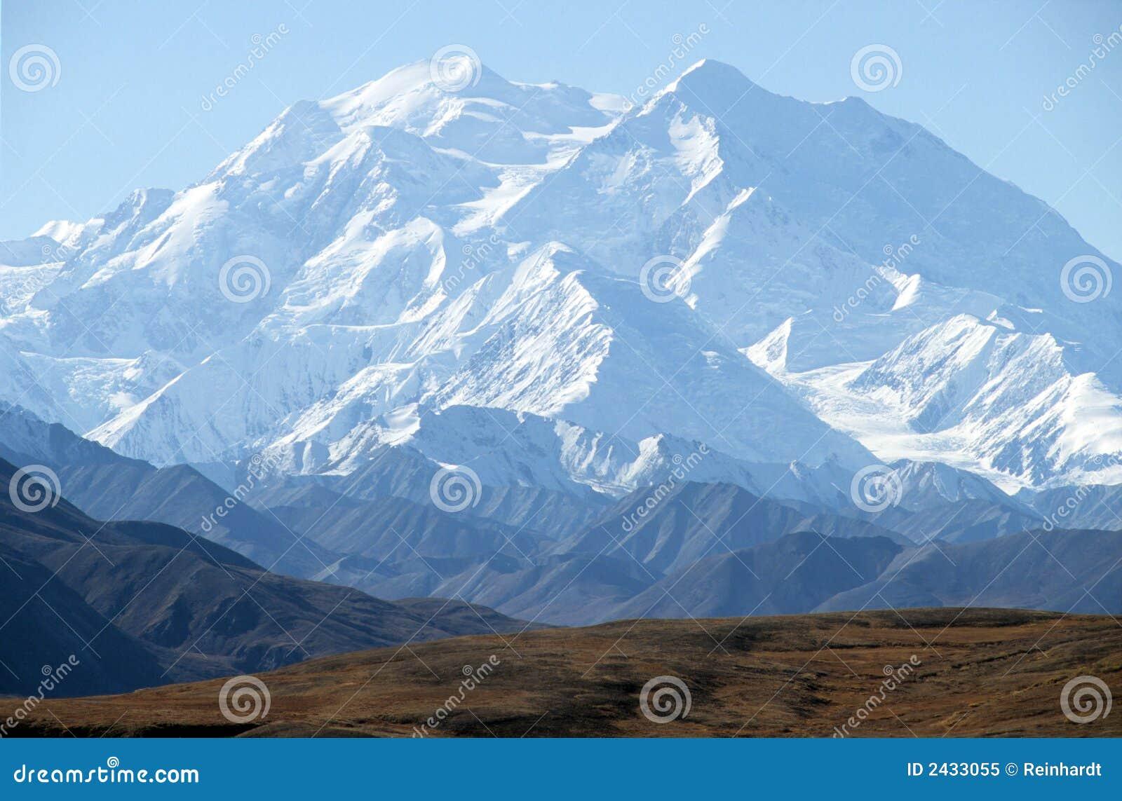 Alaska mckinley montering