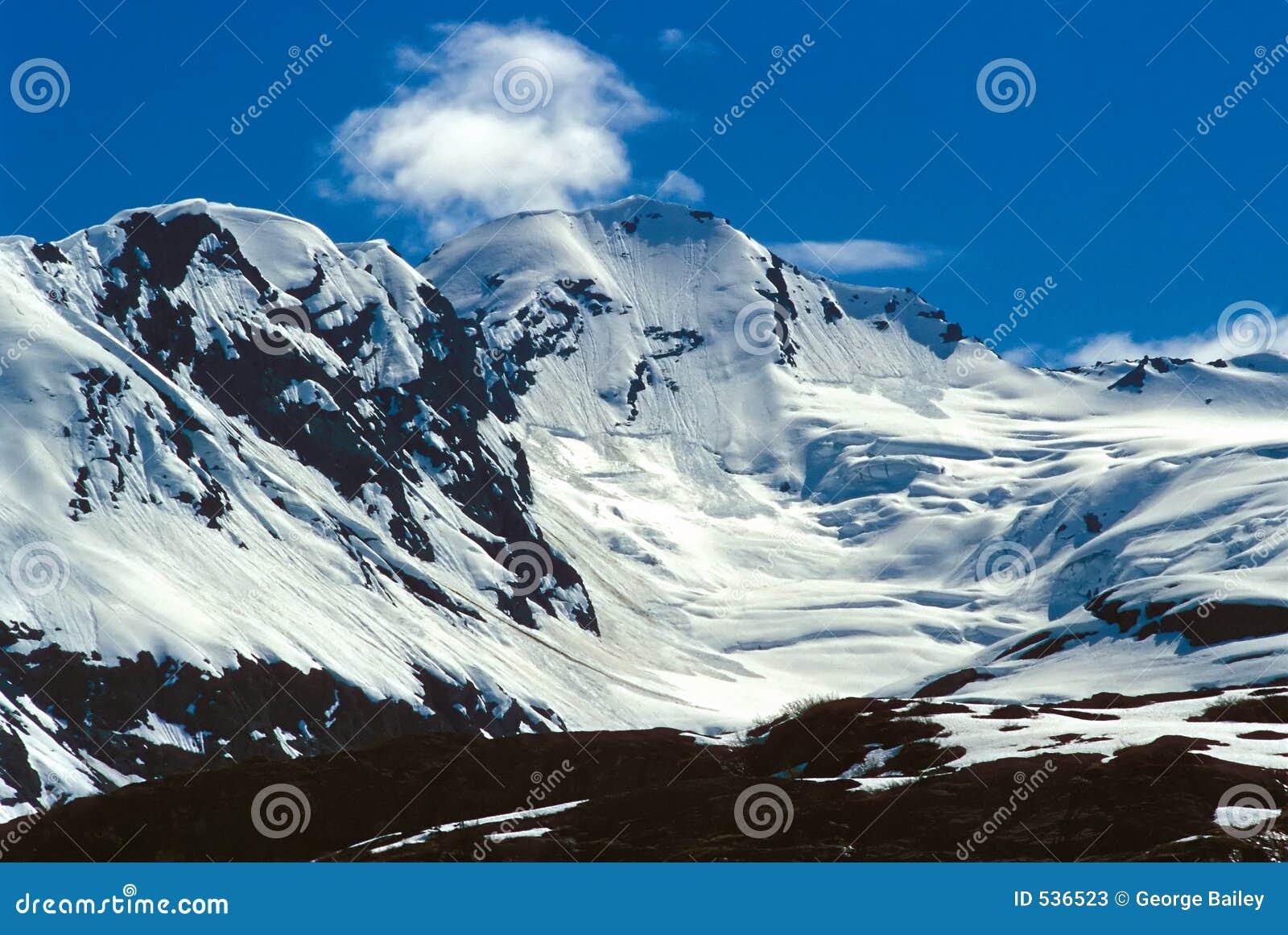 Alaska Mountains Stock Image Image Of Snow Wilderness