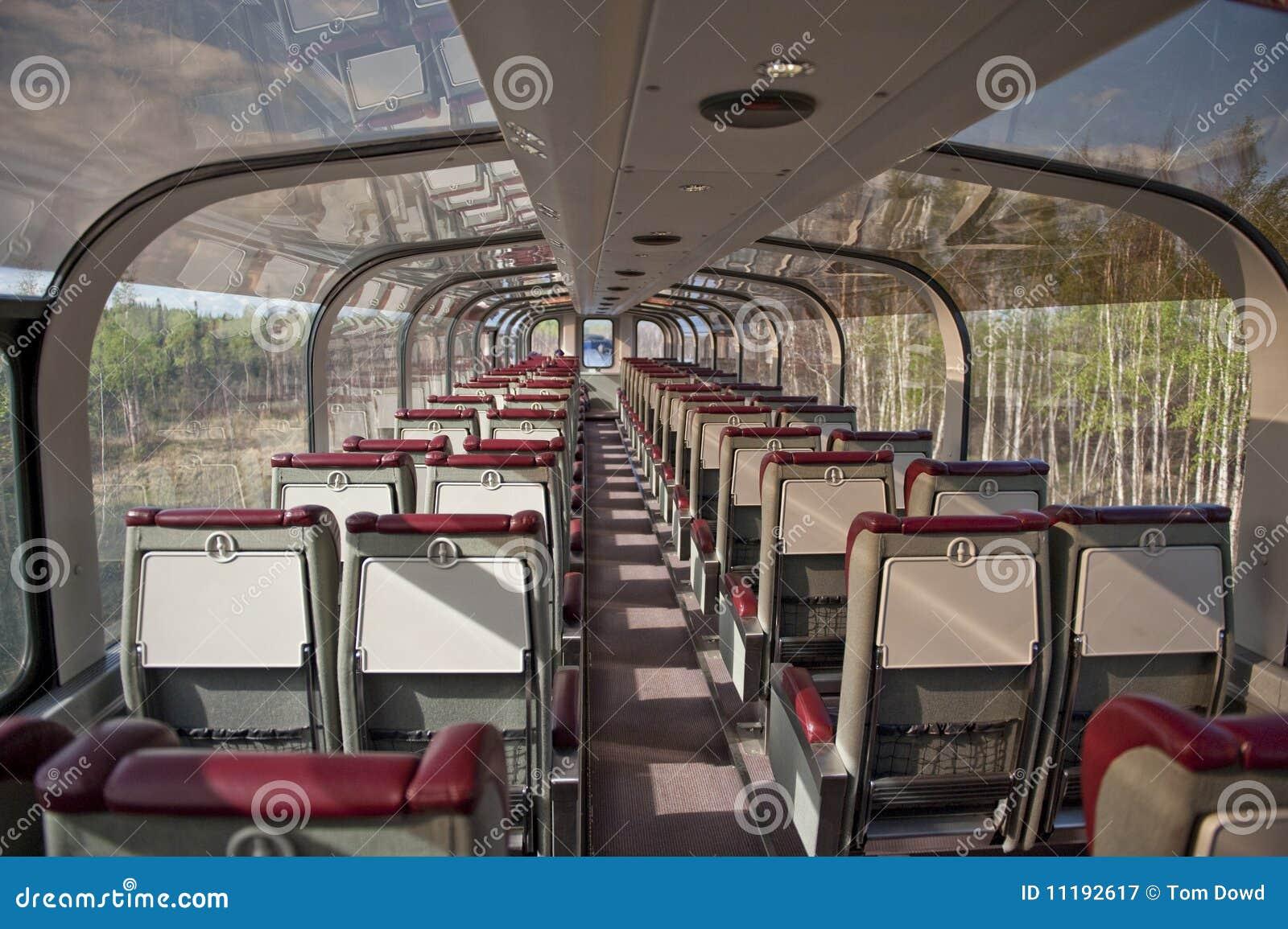 alaska railroad passenger car royalty free stock photography image 11192617. Black Bedroom Furniture Sets. Home Design Ideas