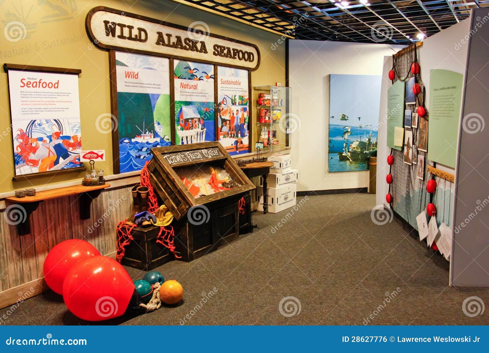 Alaska Sea Life Center Children s Education Area