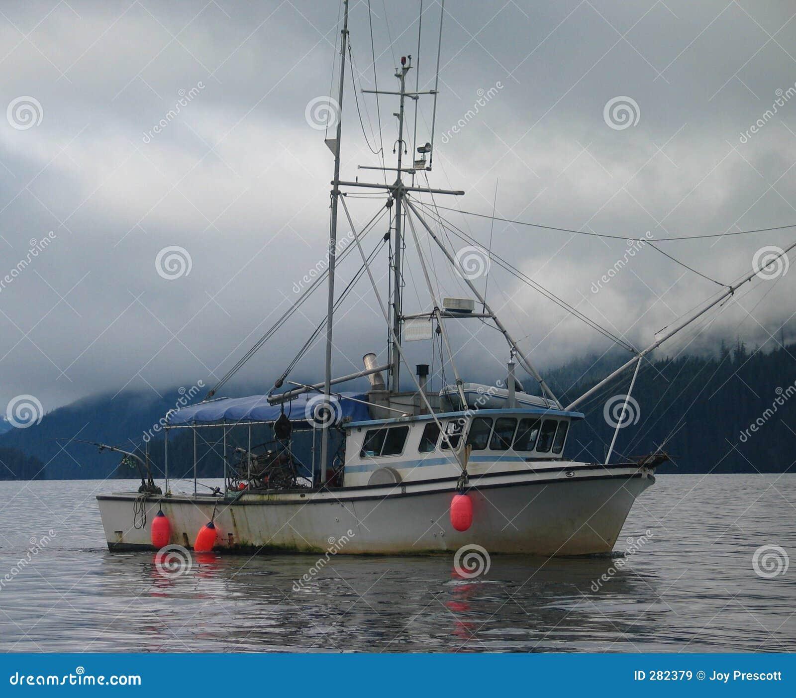 Alaskabo fartygfiske