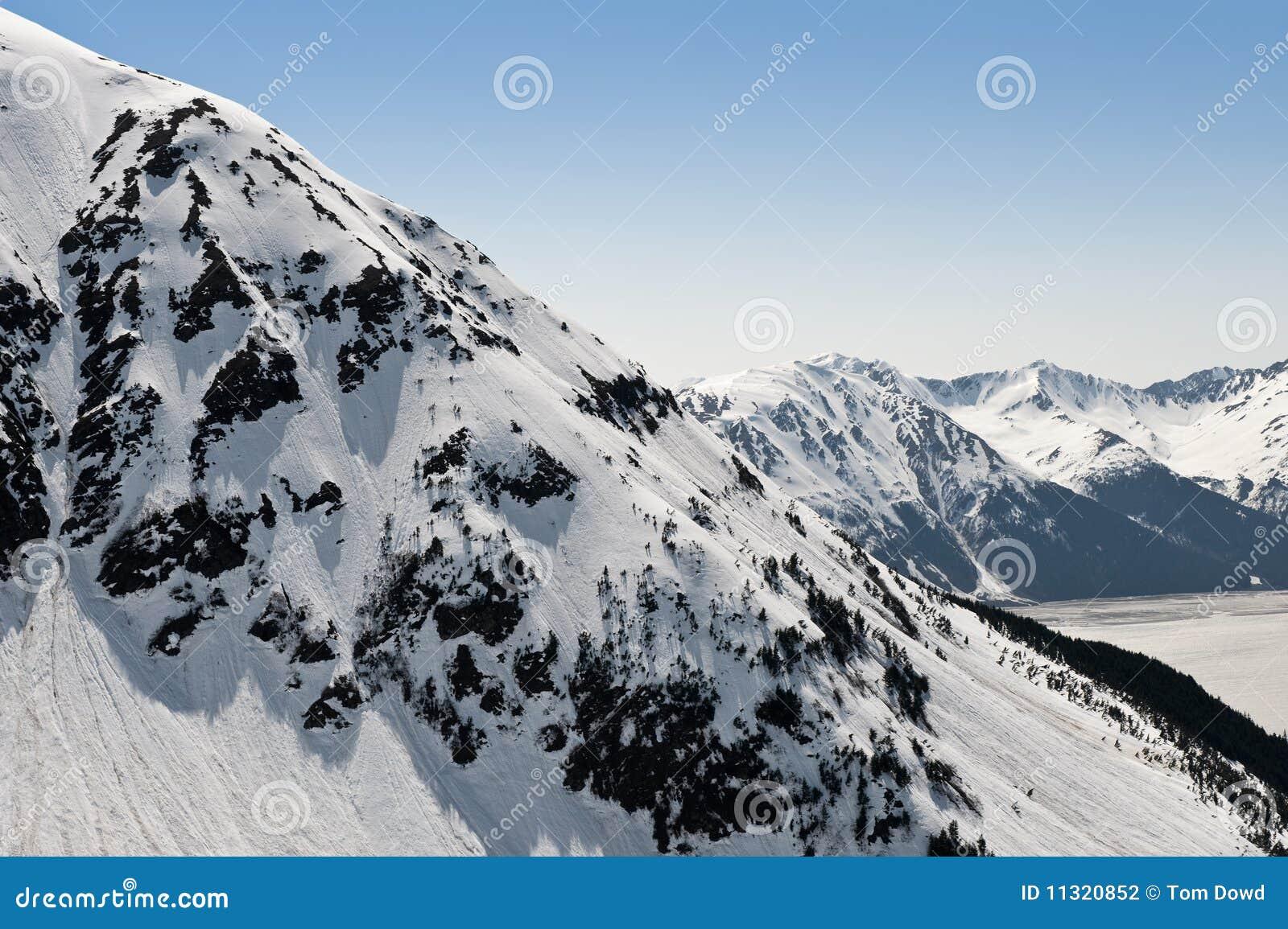 Alaskische Gletscher