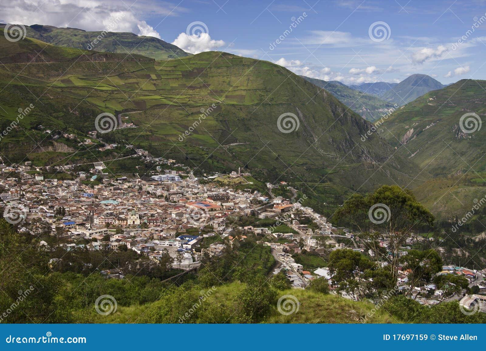 Alausi Chimborazo Ecuador prowincja