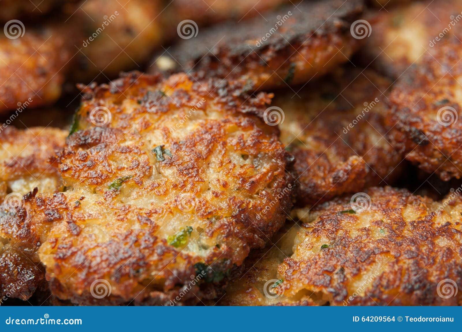 Albóndigas vegetarianas