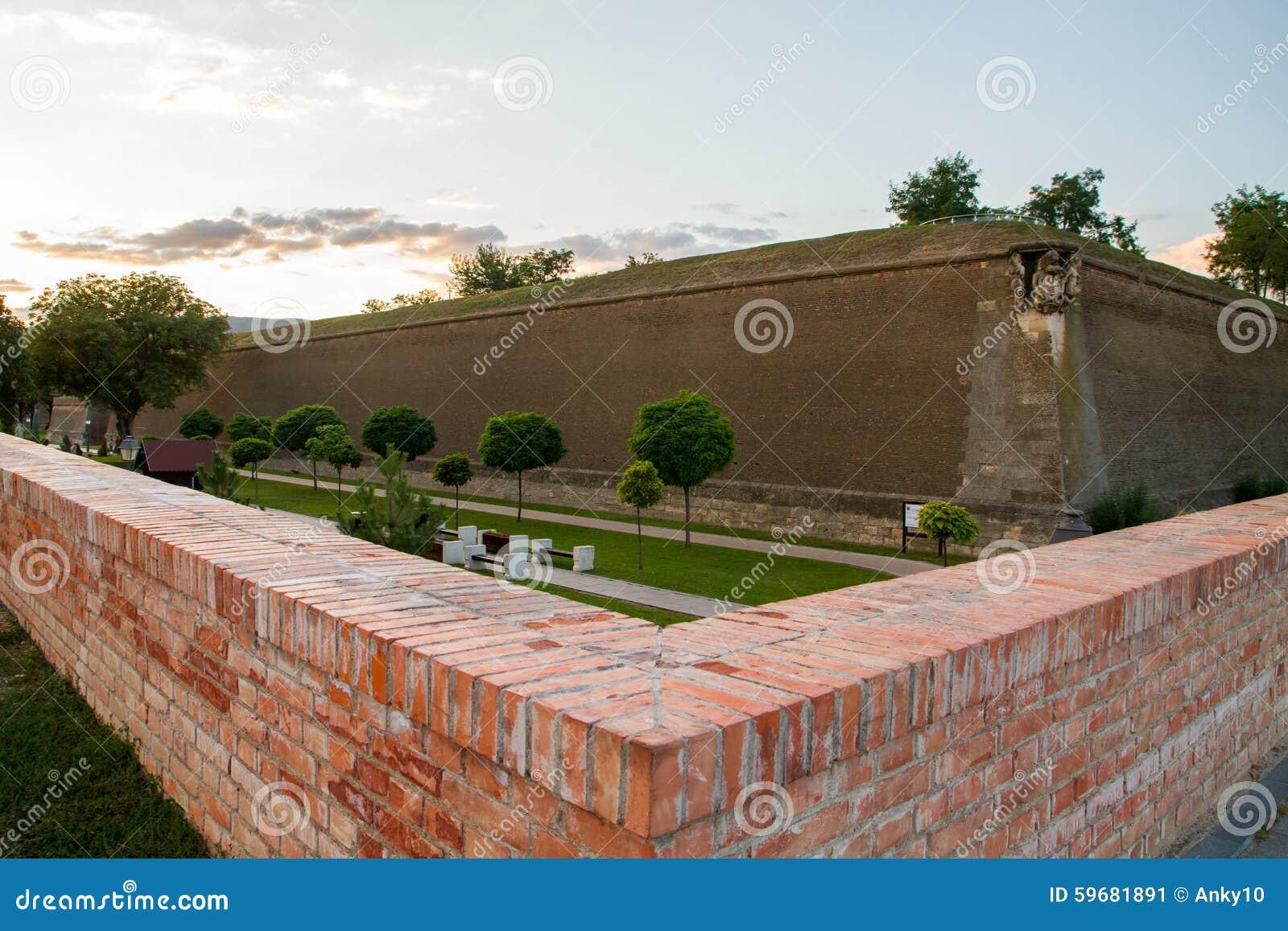 Alba крепость Каролины