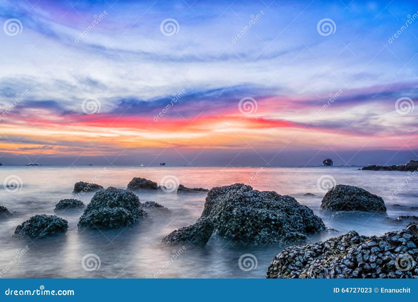 Alba del mare