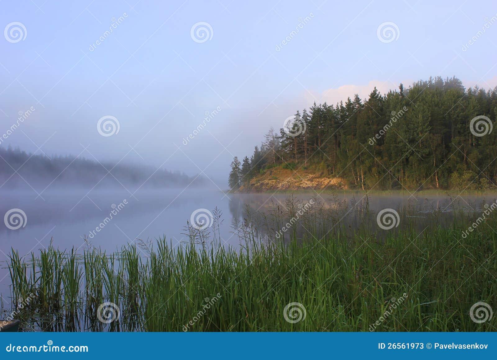 Appoggi su Bajkal con pesca in ottobre