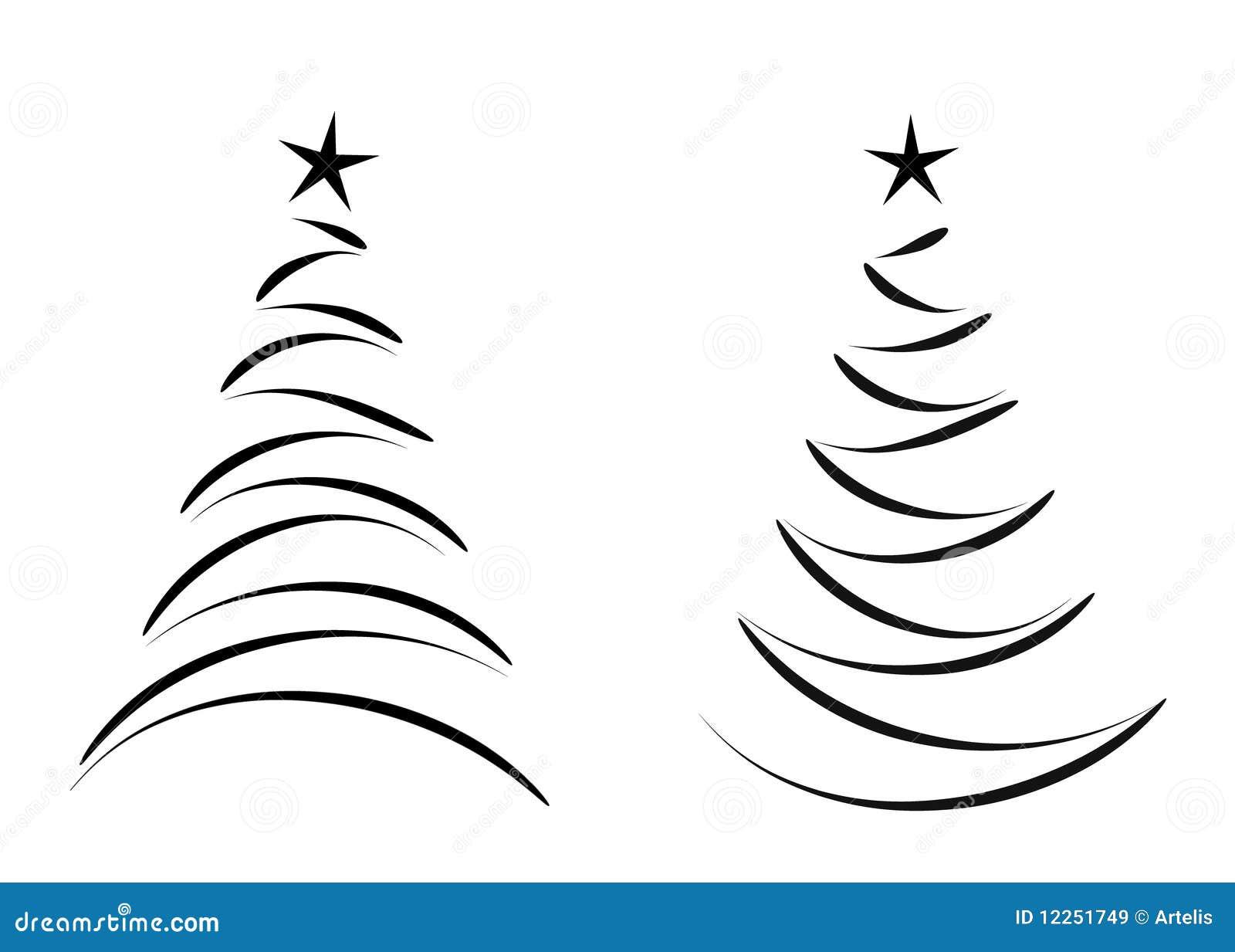 Alberi Di Natale Stilizzati Immagini Frismarketingadvies