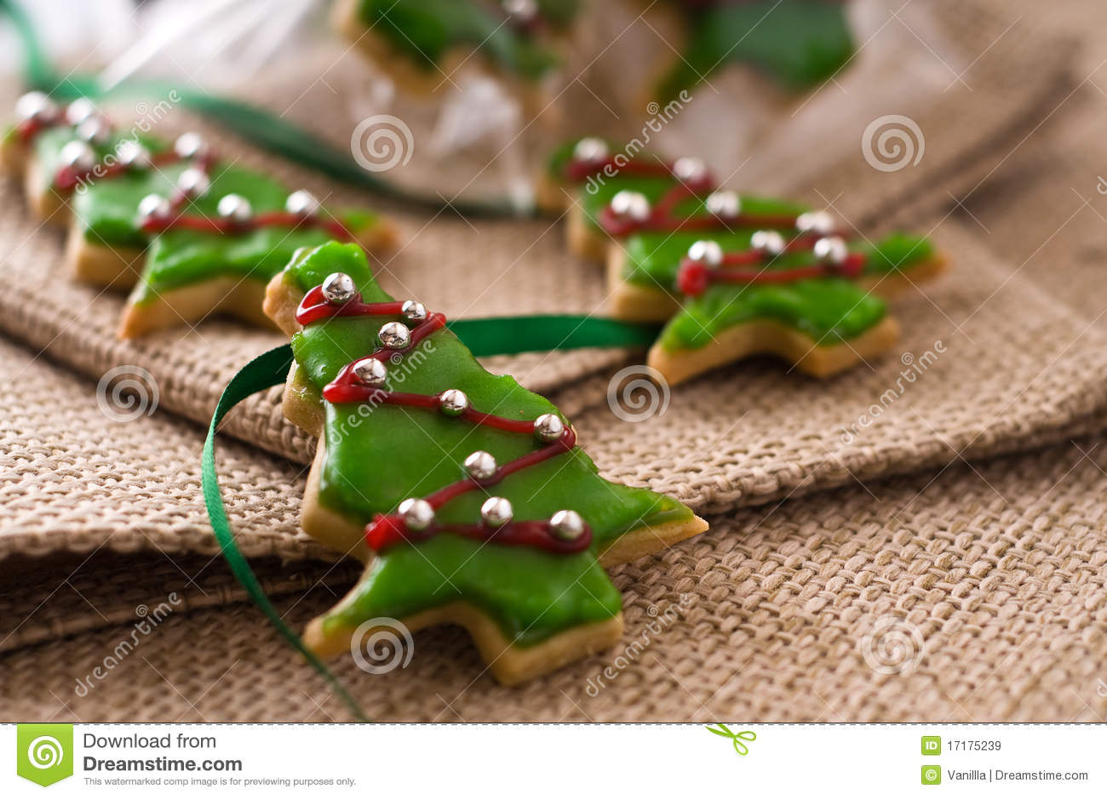 Albero del biscotto di natale