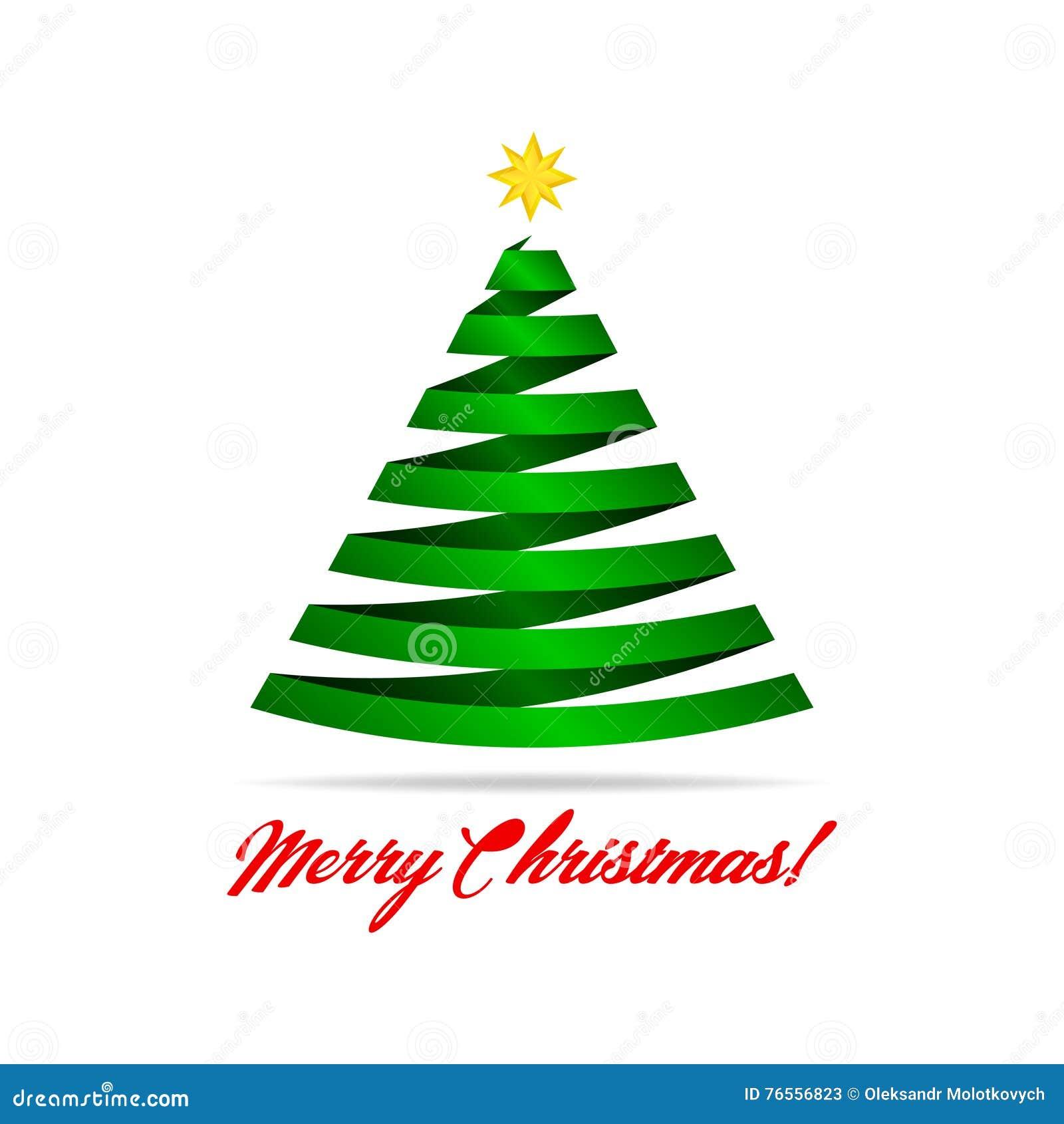 Albero Di Natale Stilizzato Vettoriale Albero Di Natale Auchan