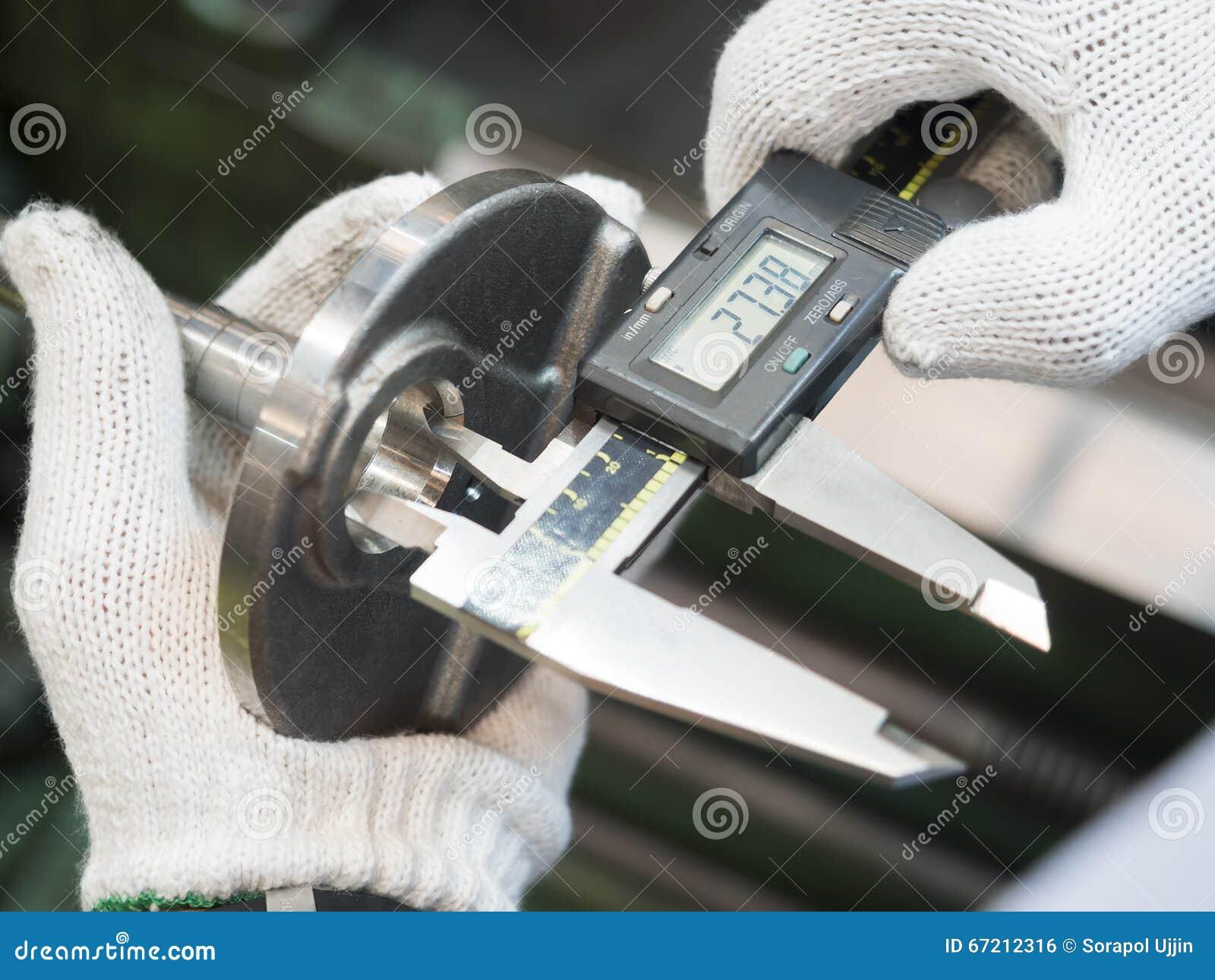 Albero a gomito d acciaio automobilistico di ispezione