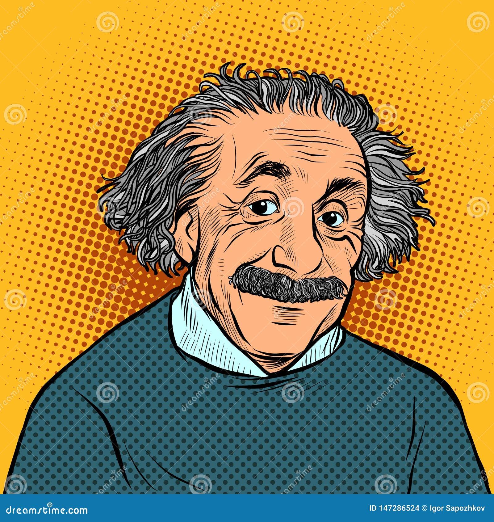 Albert Einstein, scienziato, fisico Science e istruzione