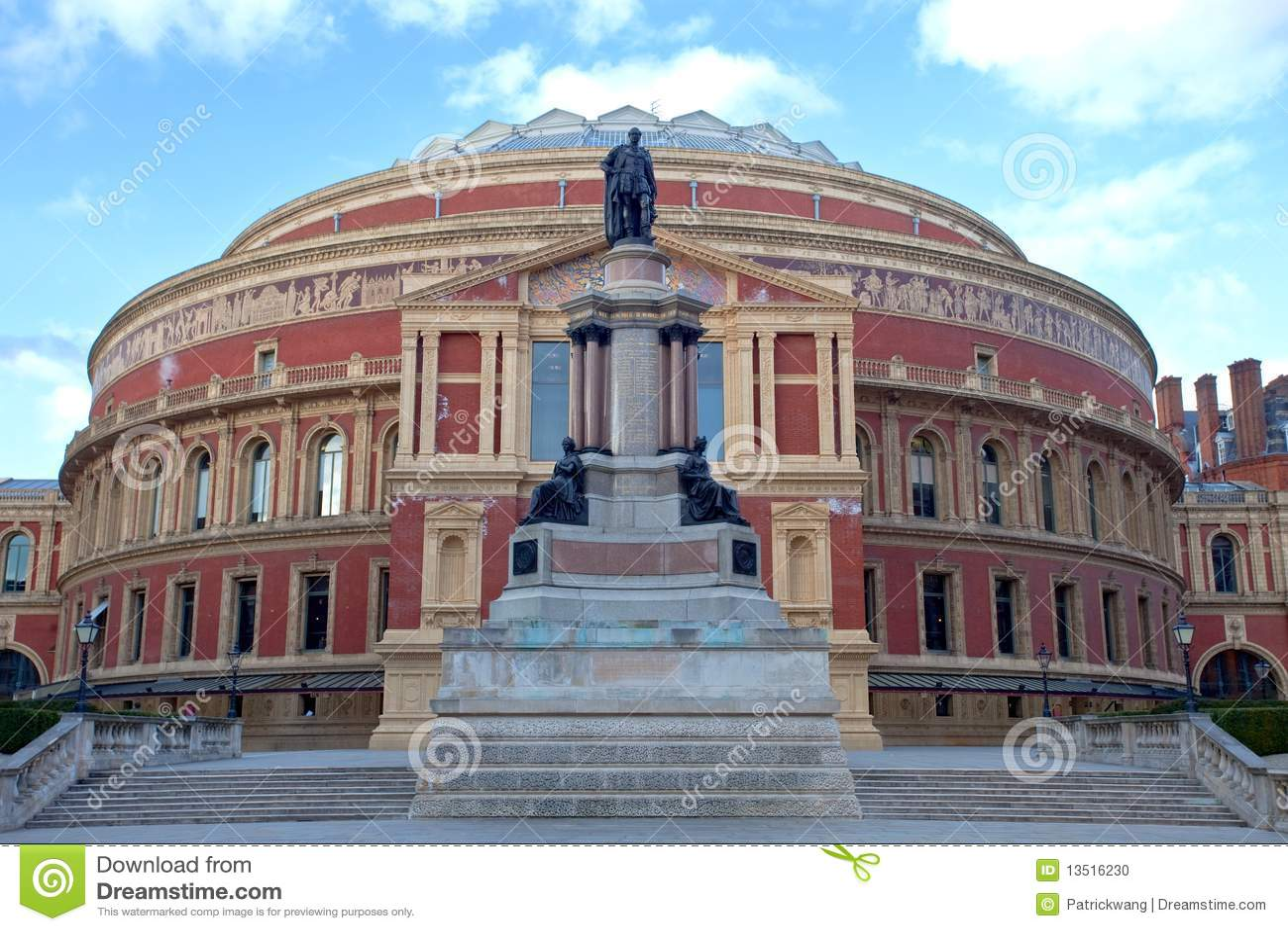 Albert royal Hall à Londres