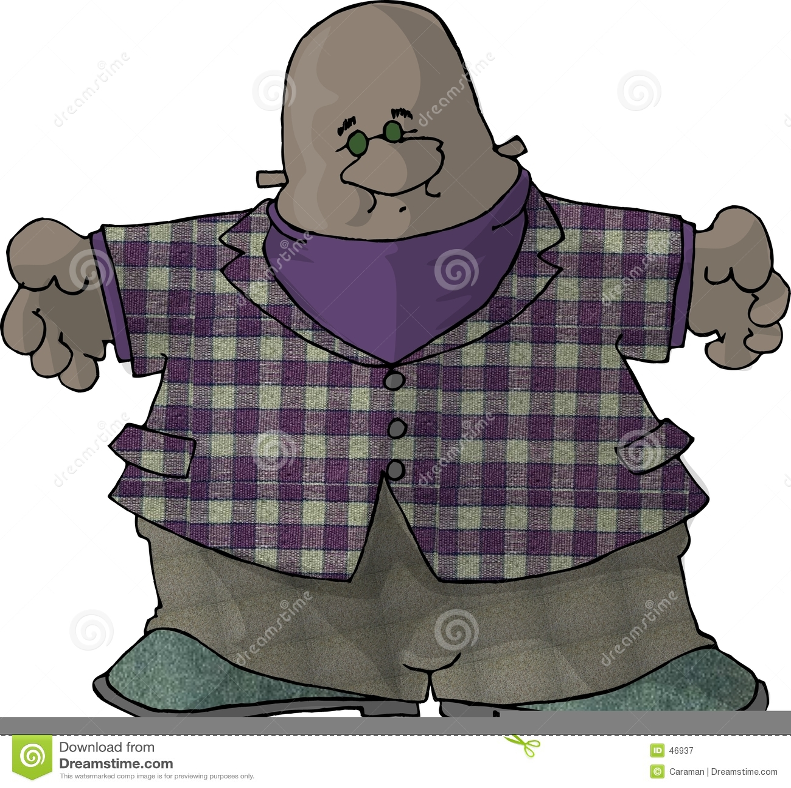Albert tłuszczu