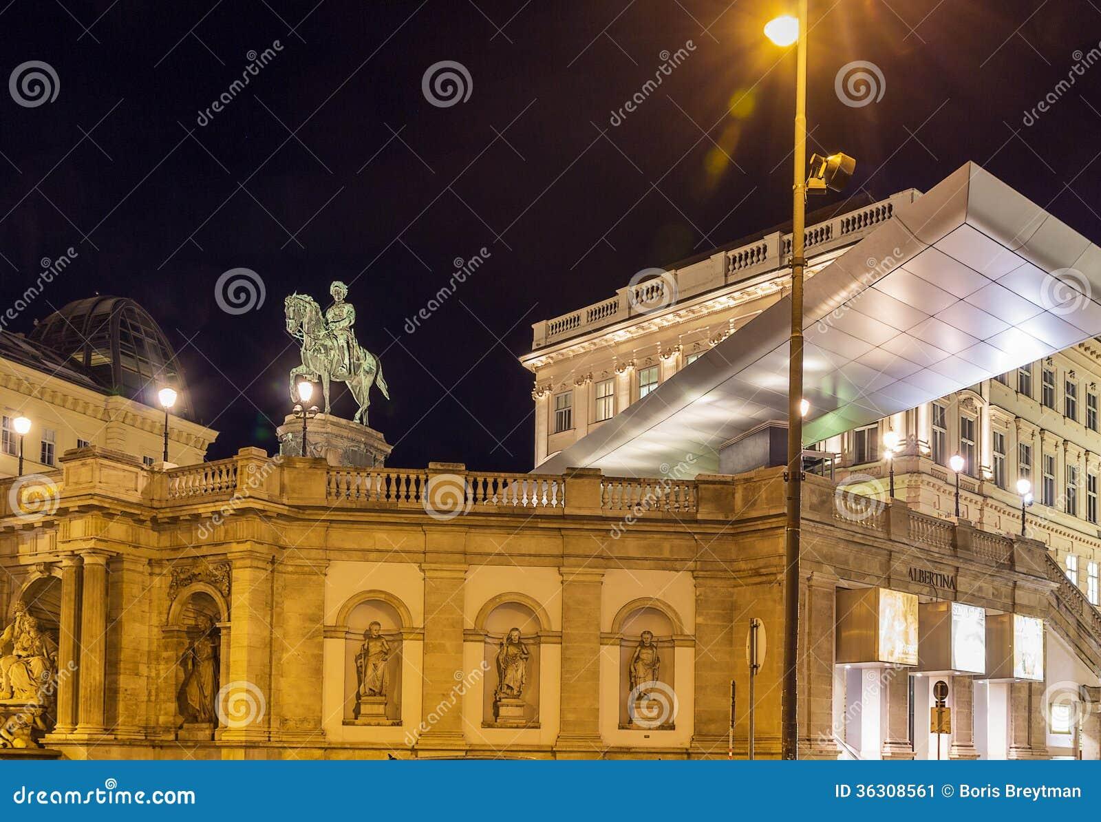 Albertina, Vienne