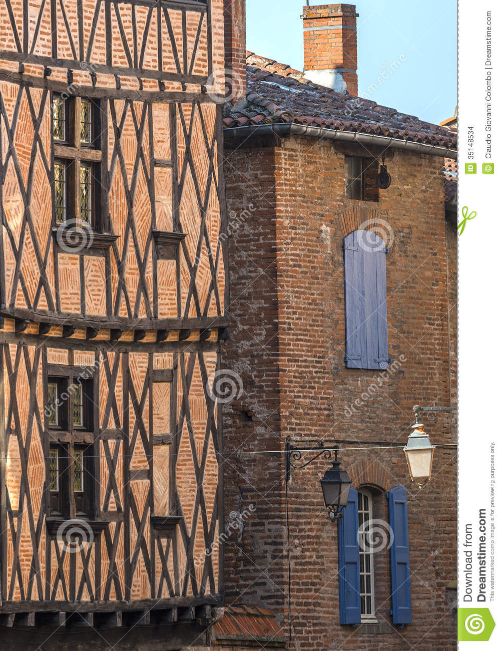 Albi France  City pictures : Albi France Stock Images Image: 35148534