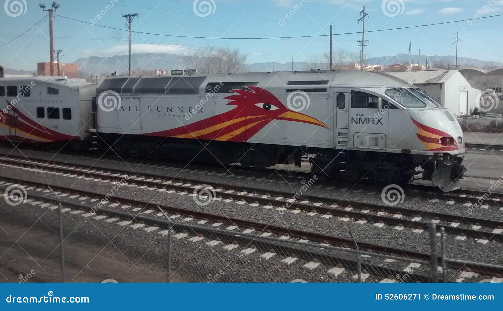 Albuquerque, Nanometer-Bahnstation